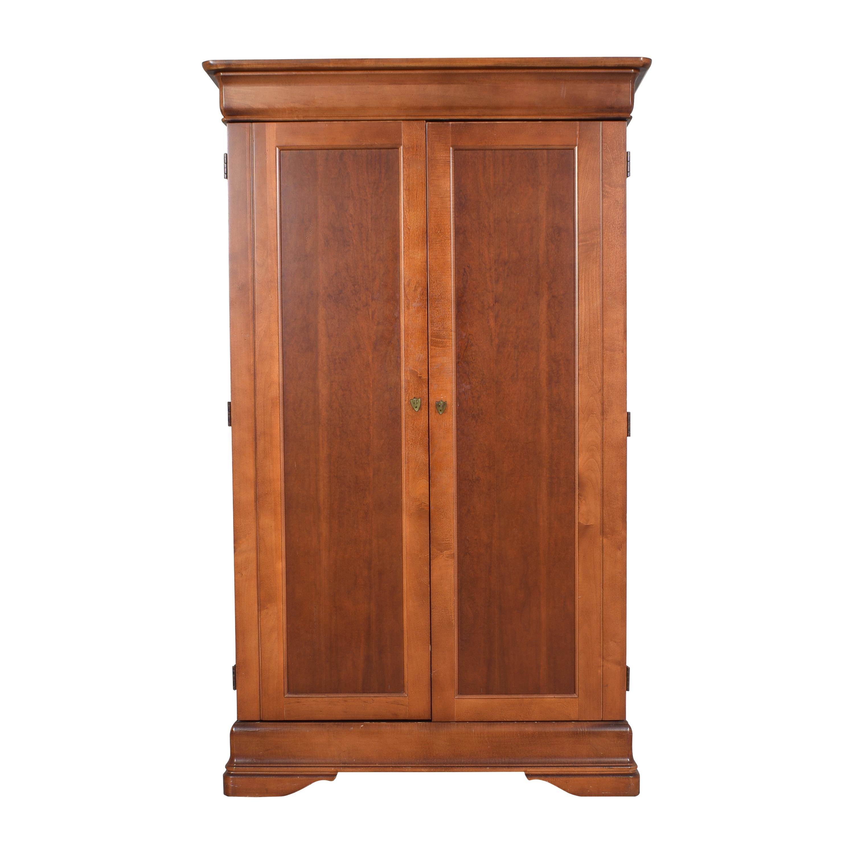 Hooker Furniture Hooker Furniture Two Door Wardrobe discount
