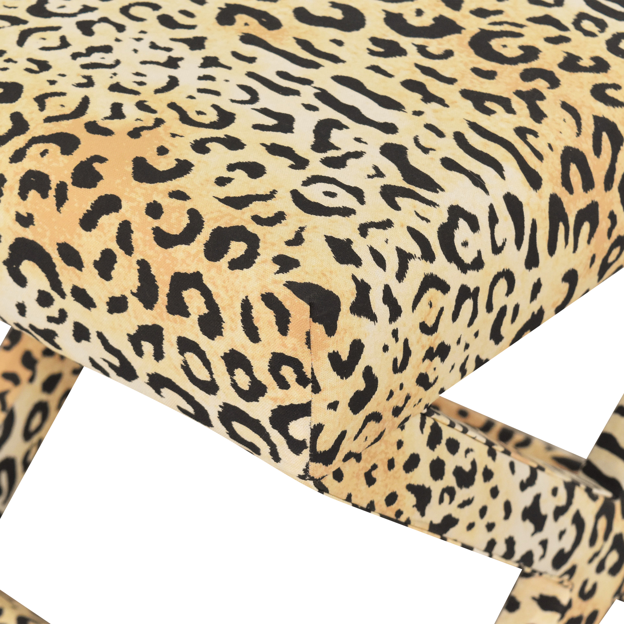 buy The Inside Leopard X Bench The Inside Benches