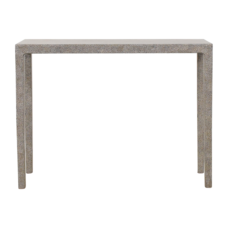buy Narrow Console Table