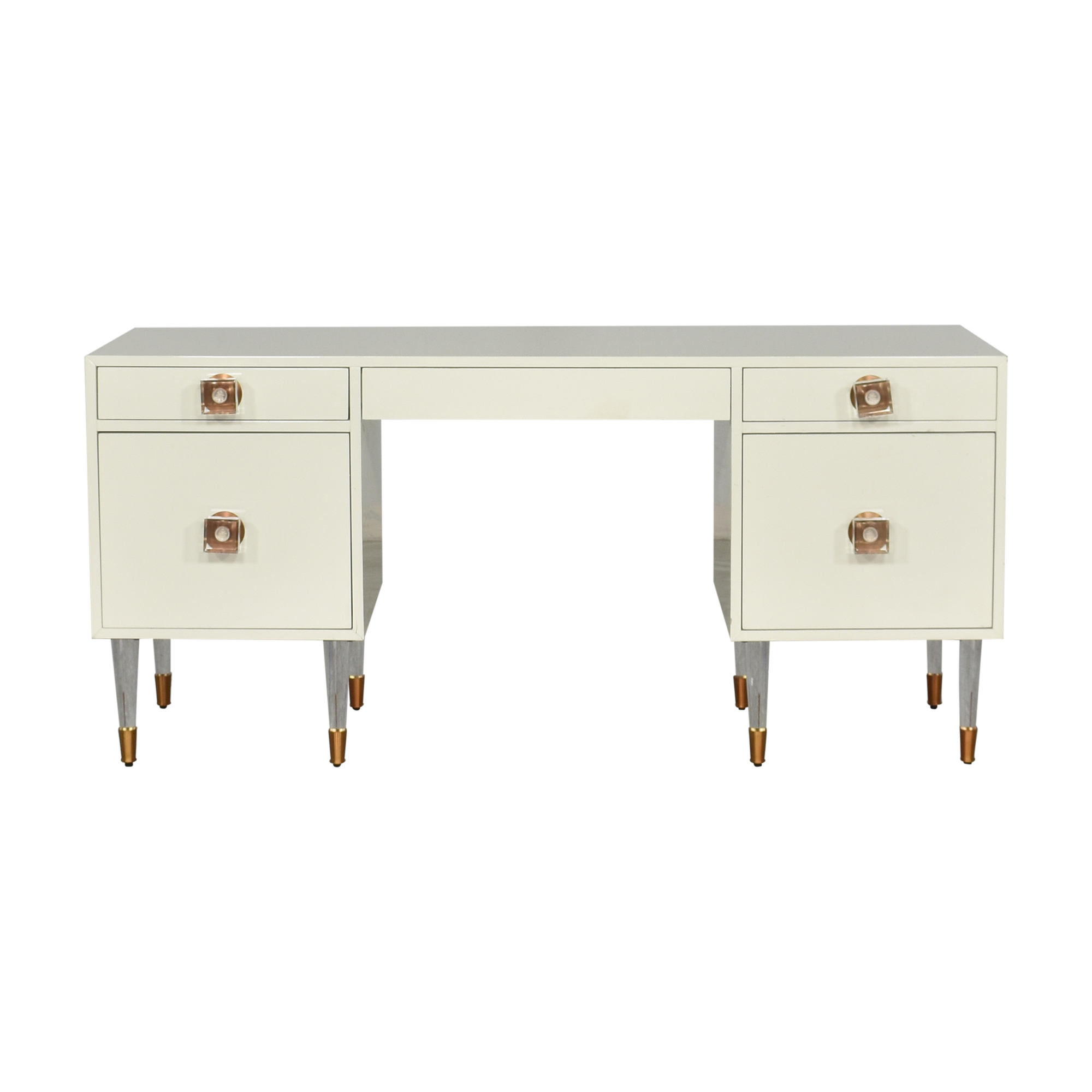 Anthropologie Anthropologie Lacquered Regency Desk coupon