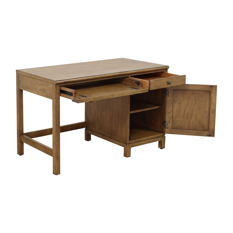 Ethan Allen Ethan Allen Pedestal Desk Tables