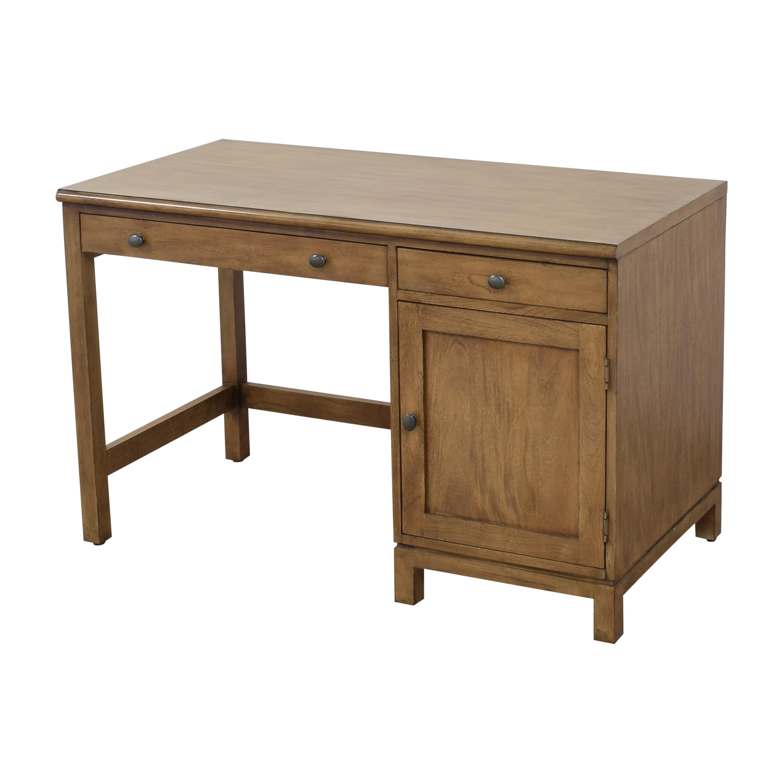 Ethan Allen Ethan Allen Pedestal Desk Home Office Desks