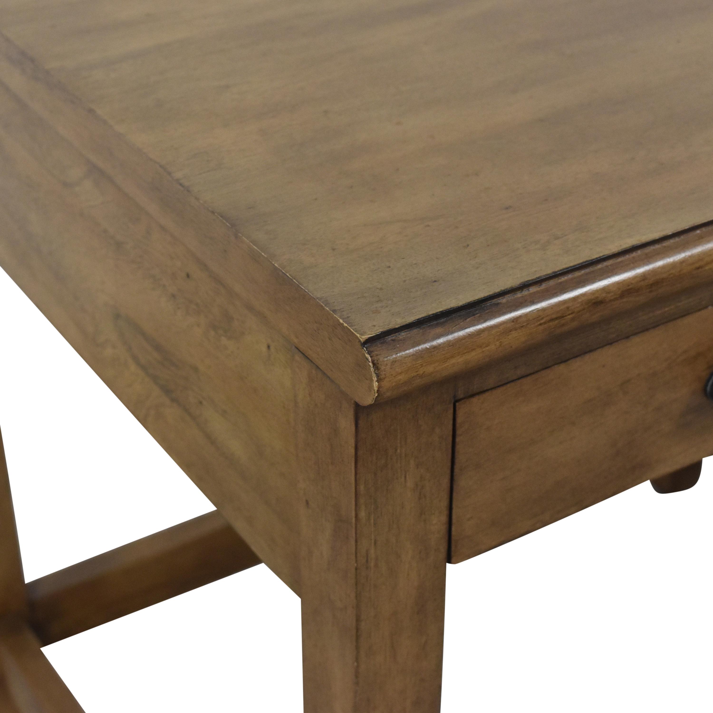 Ethan Allen Ethan Allen Pedestal Desk pa