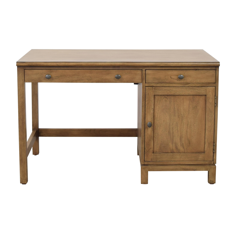Ethan Allen Ethan Allen Pedestal Desk ma