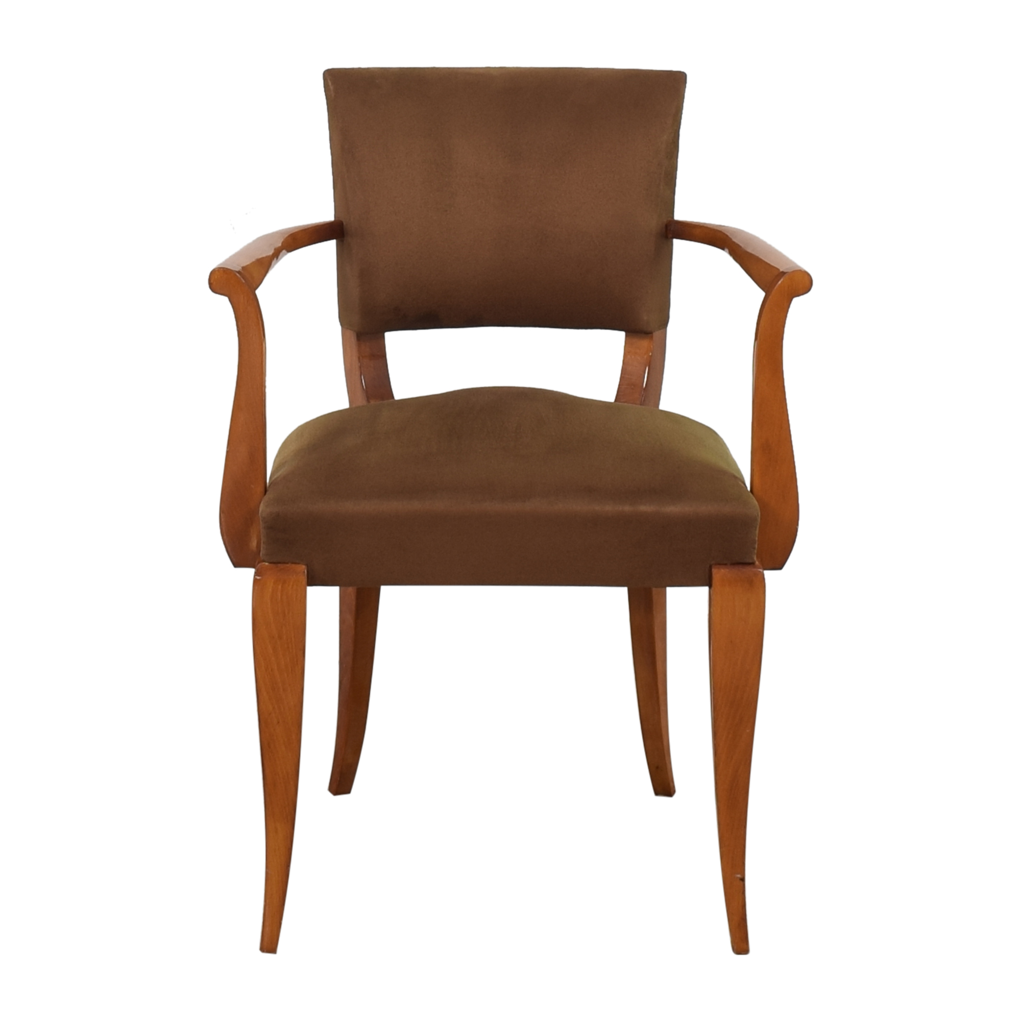 Upholstered Arm Chair discount