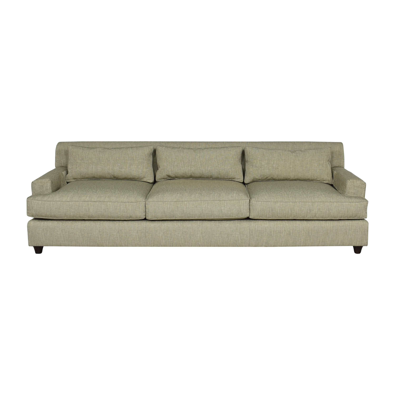 buy Baker Three Cushion Sofa Baker Furniture