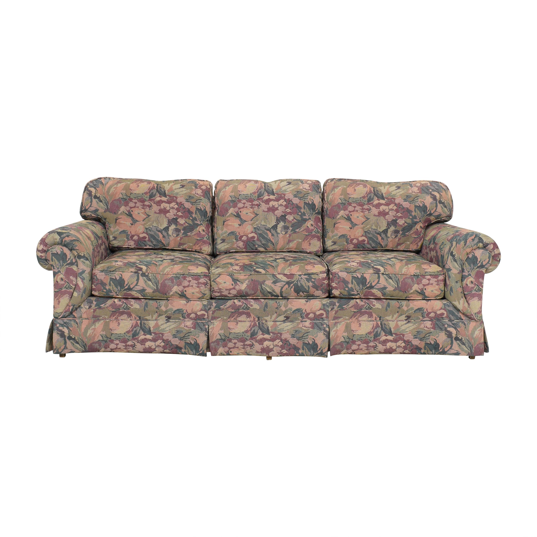 Drexel Drexel Three Cushion Sofa nyc