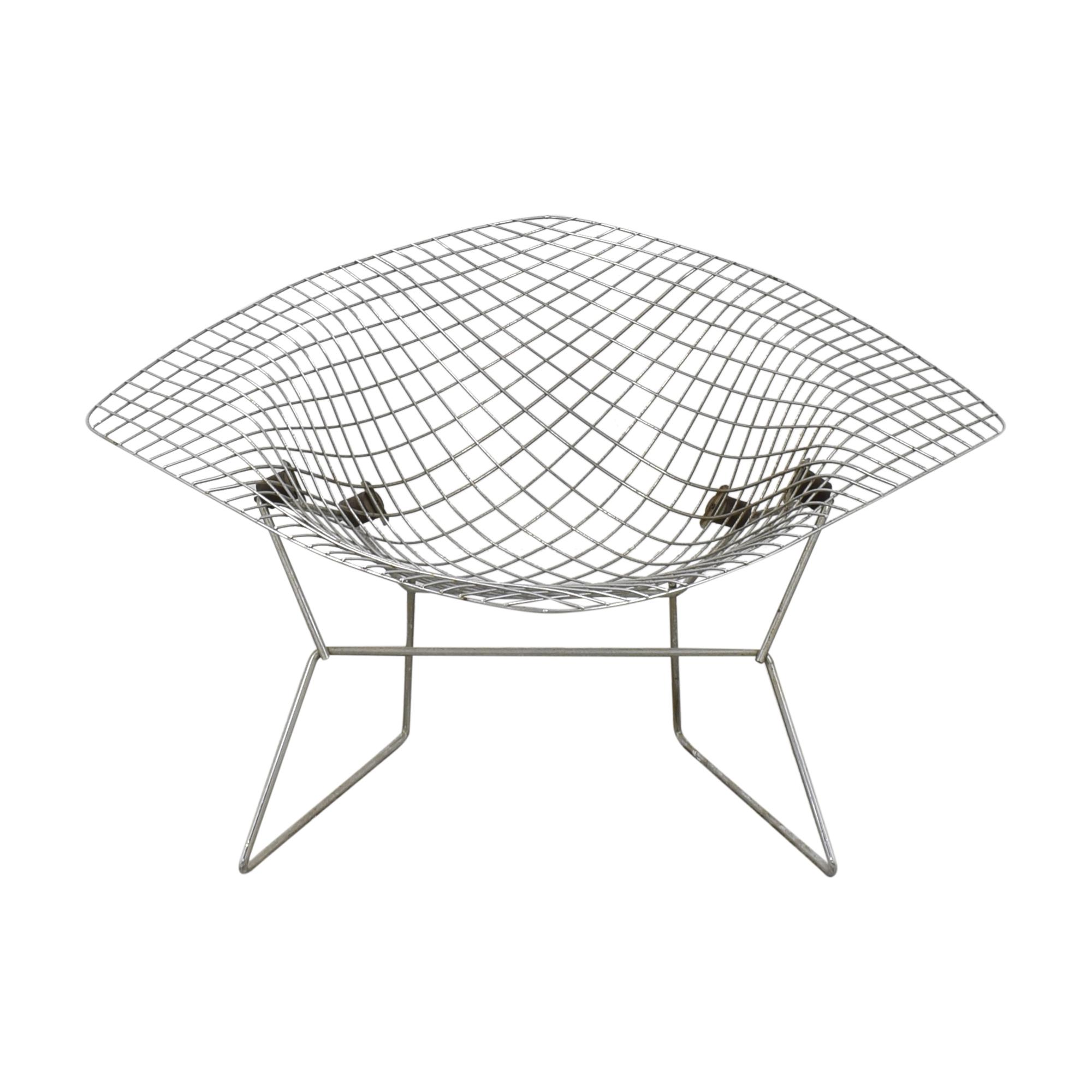 Knoll Knoll Bertoia Diamond Chair for sale