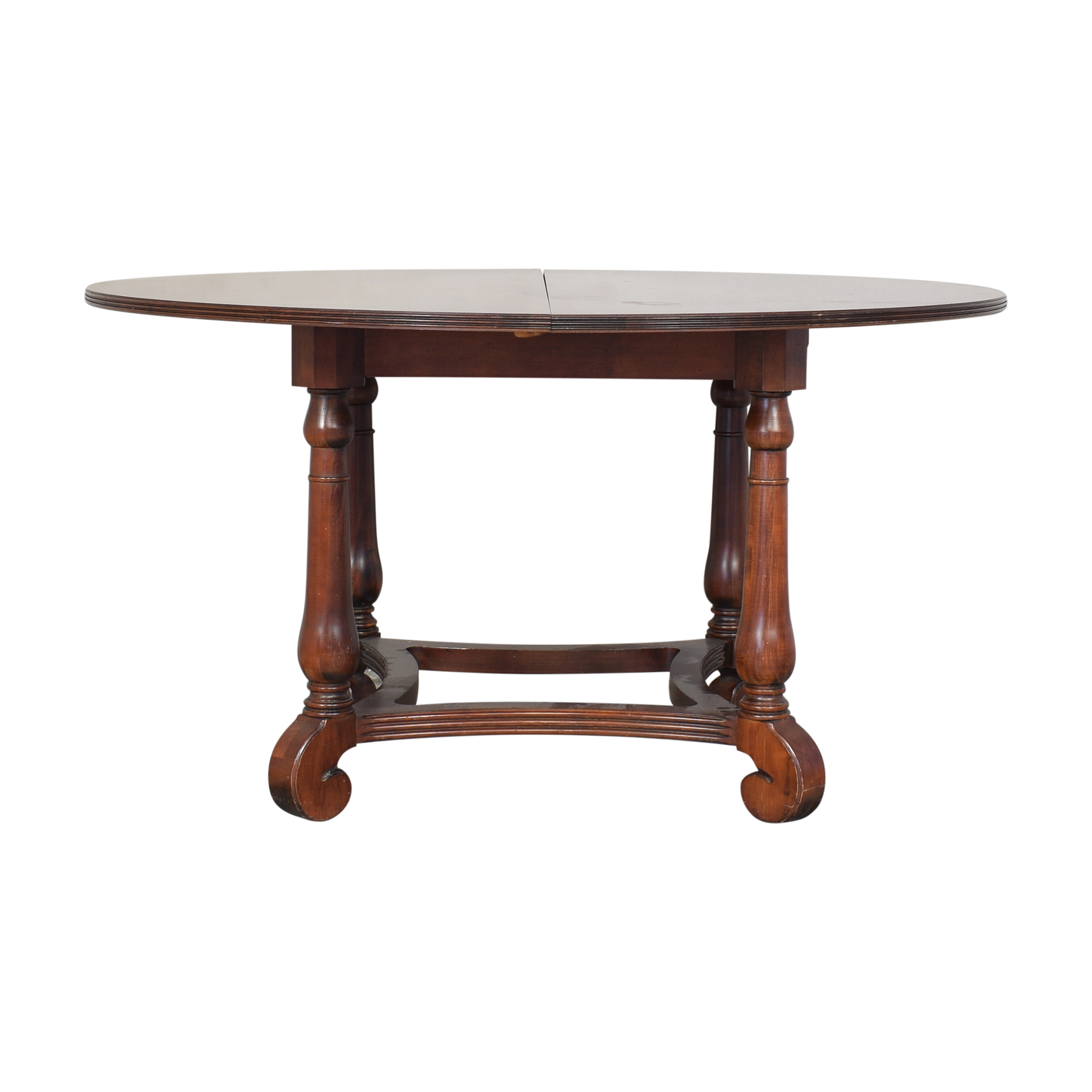 Ethan Allen Ethan Allen British Classics Extendable Dining Table price