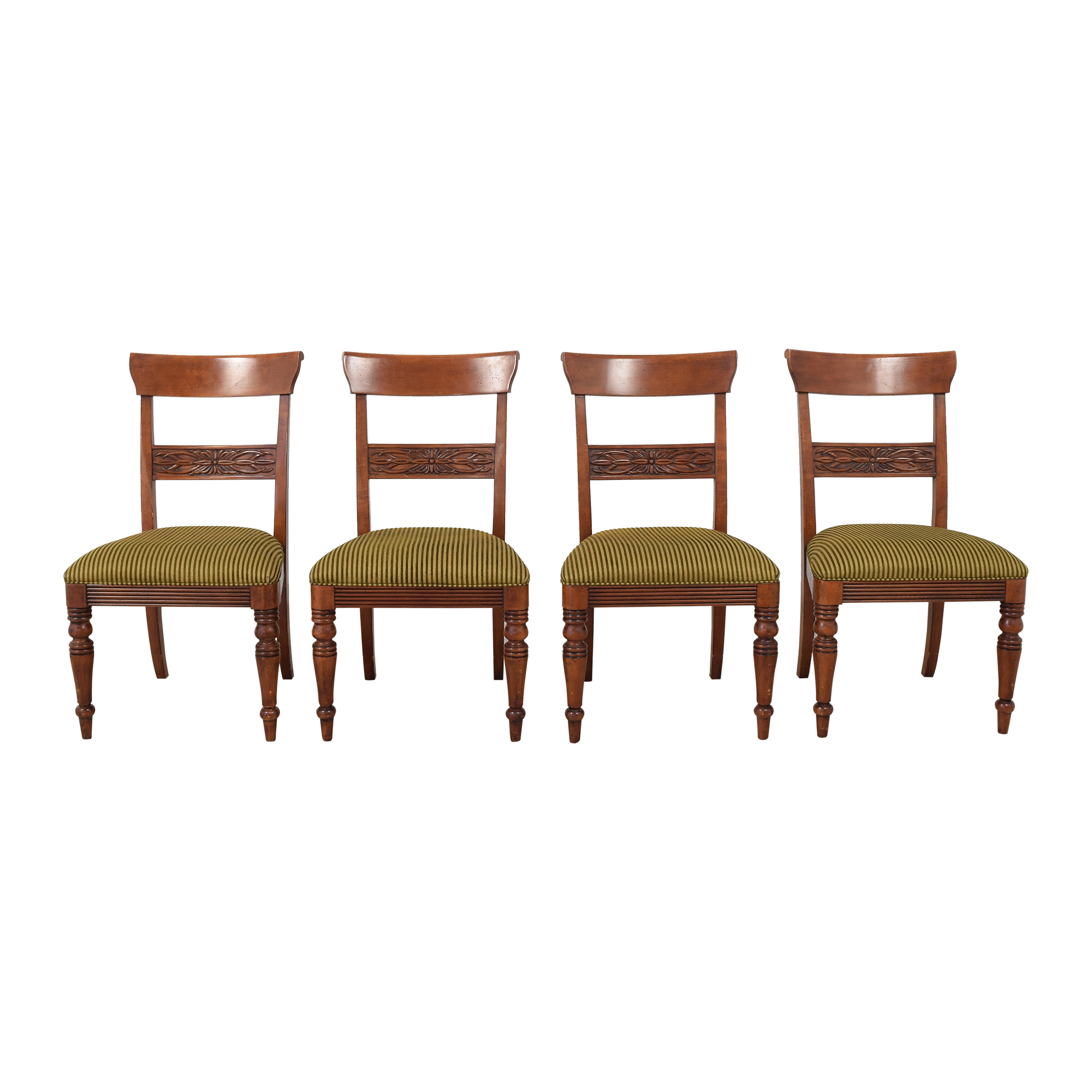 Ethan Allen Ethan Allen British Classics Dining Chairs pa