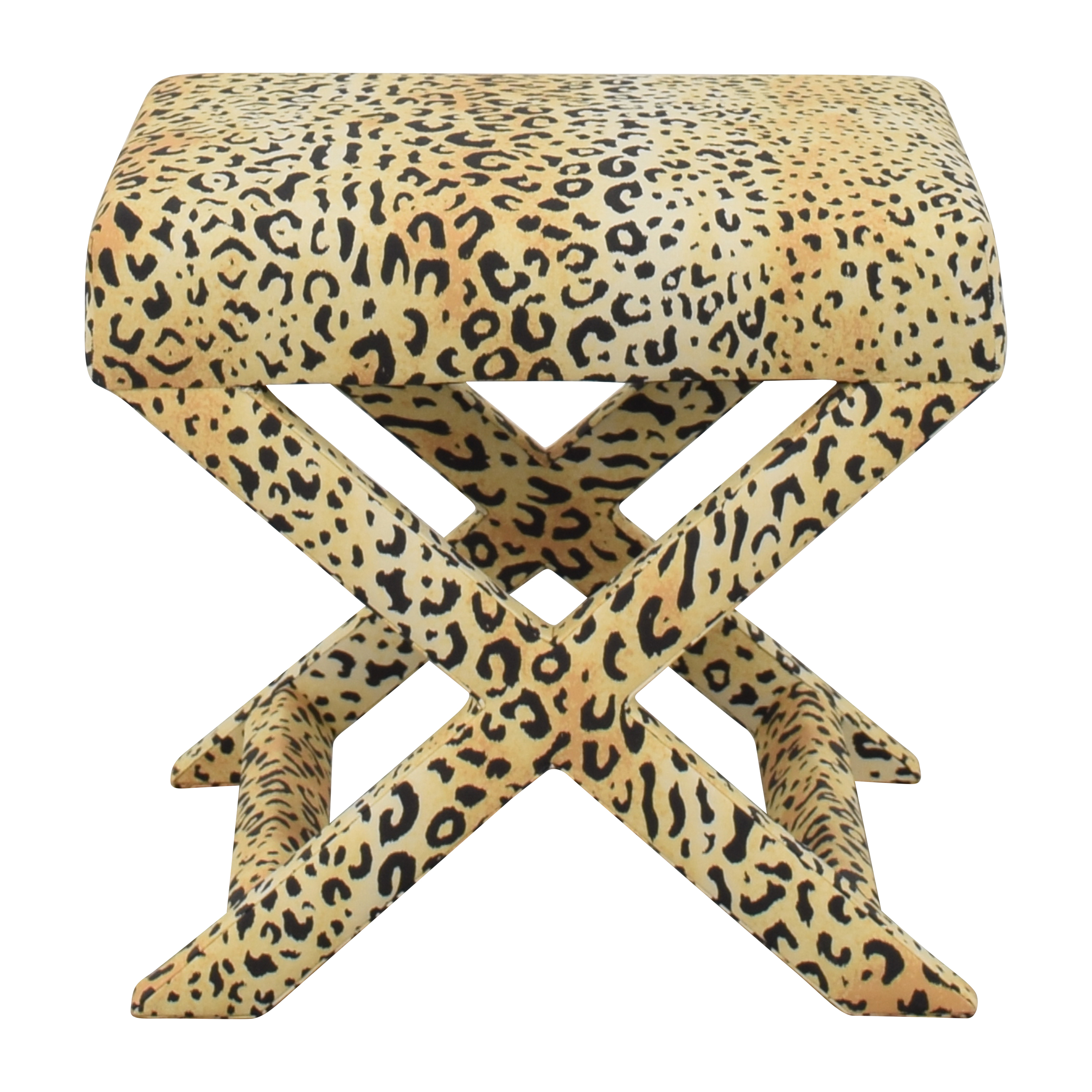 The Inside The Inside Leopard X Bench used