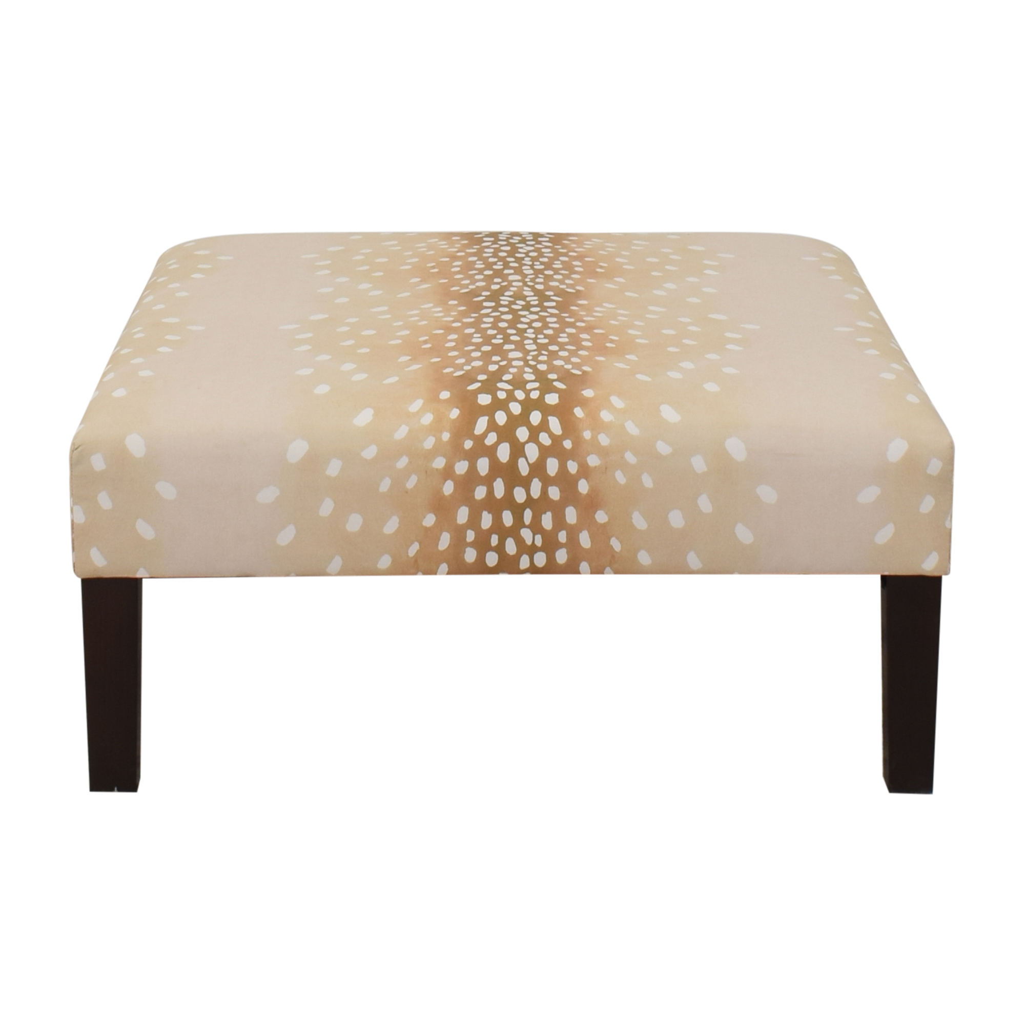 The Inside The Inside Fawn Cocktail Ottoman  pa