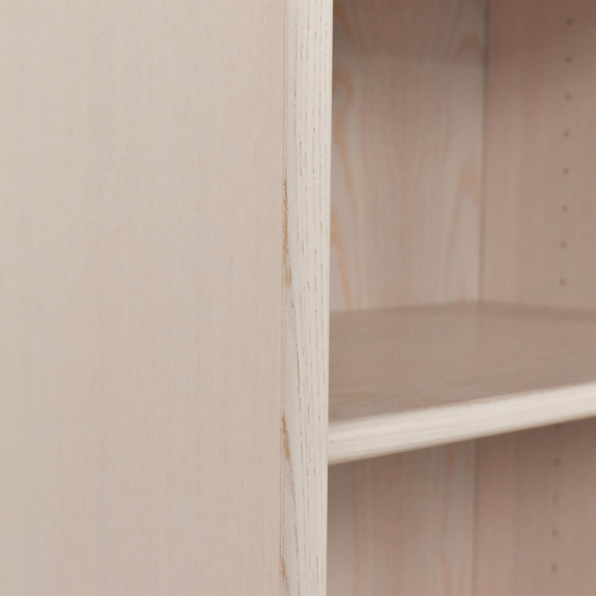 Door Store Door Store Bookcase with Three Drawers price