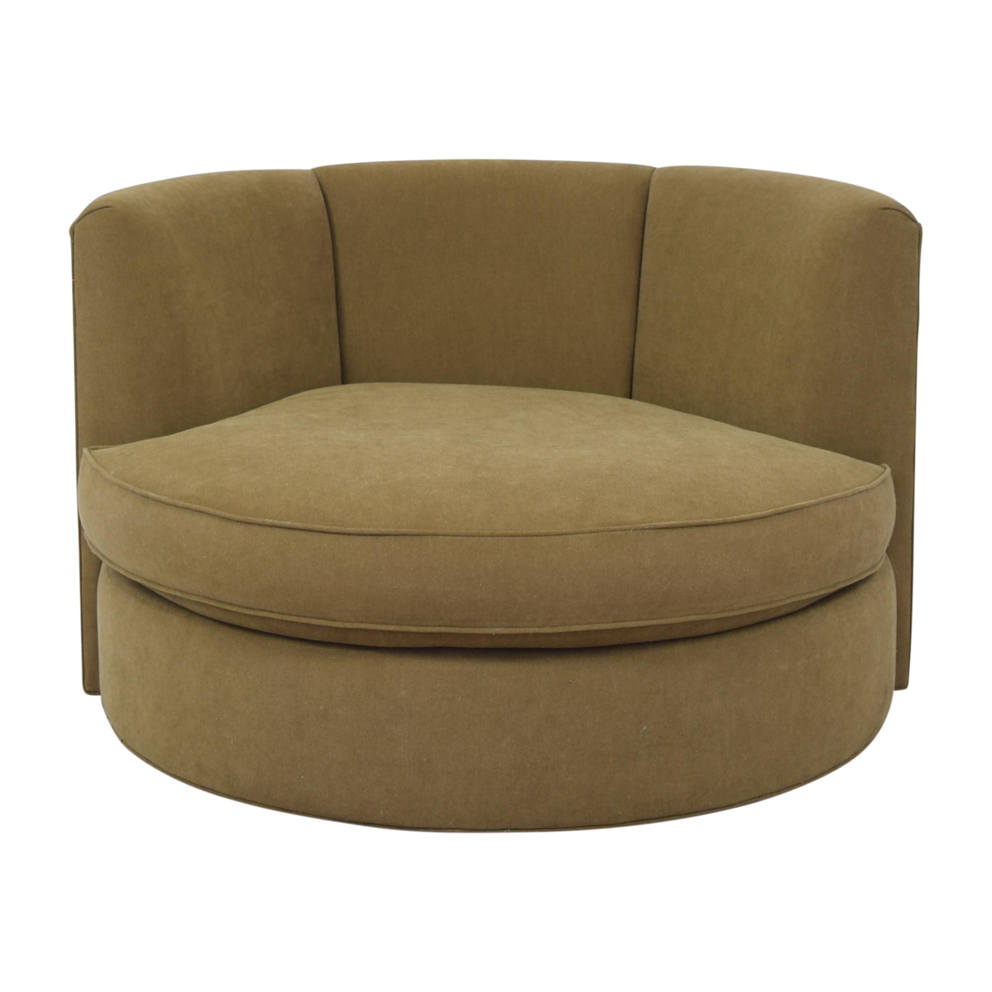Room & Board Room & Board Eos Swivel Chair on sale