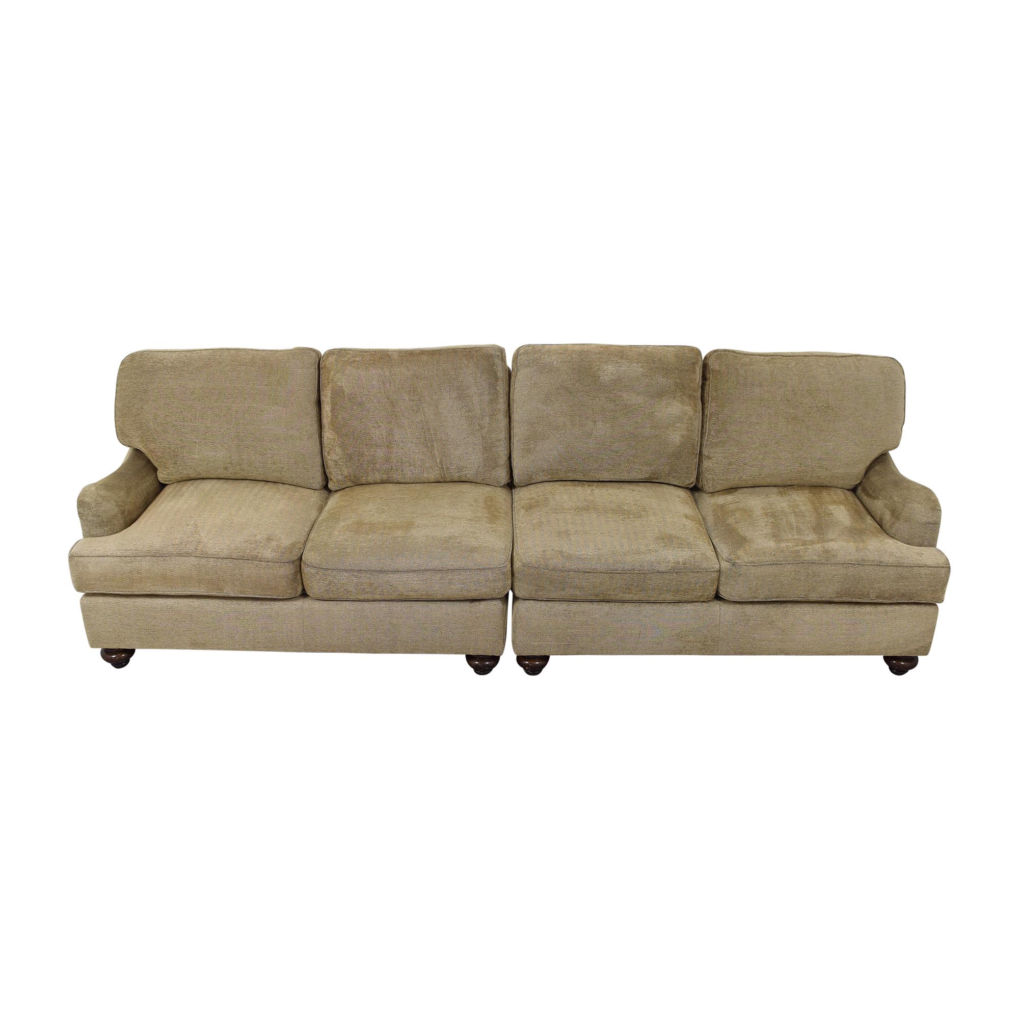 Henredon Furniture Mid-Century Modern Couch sale