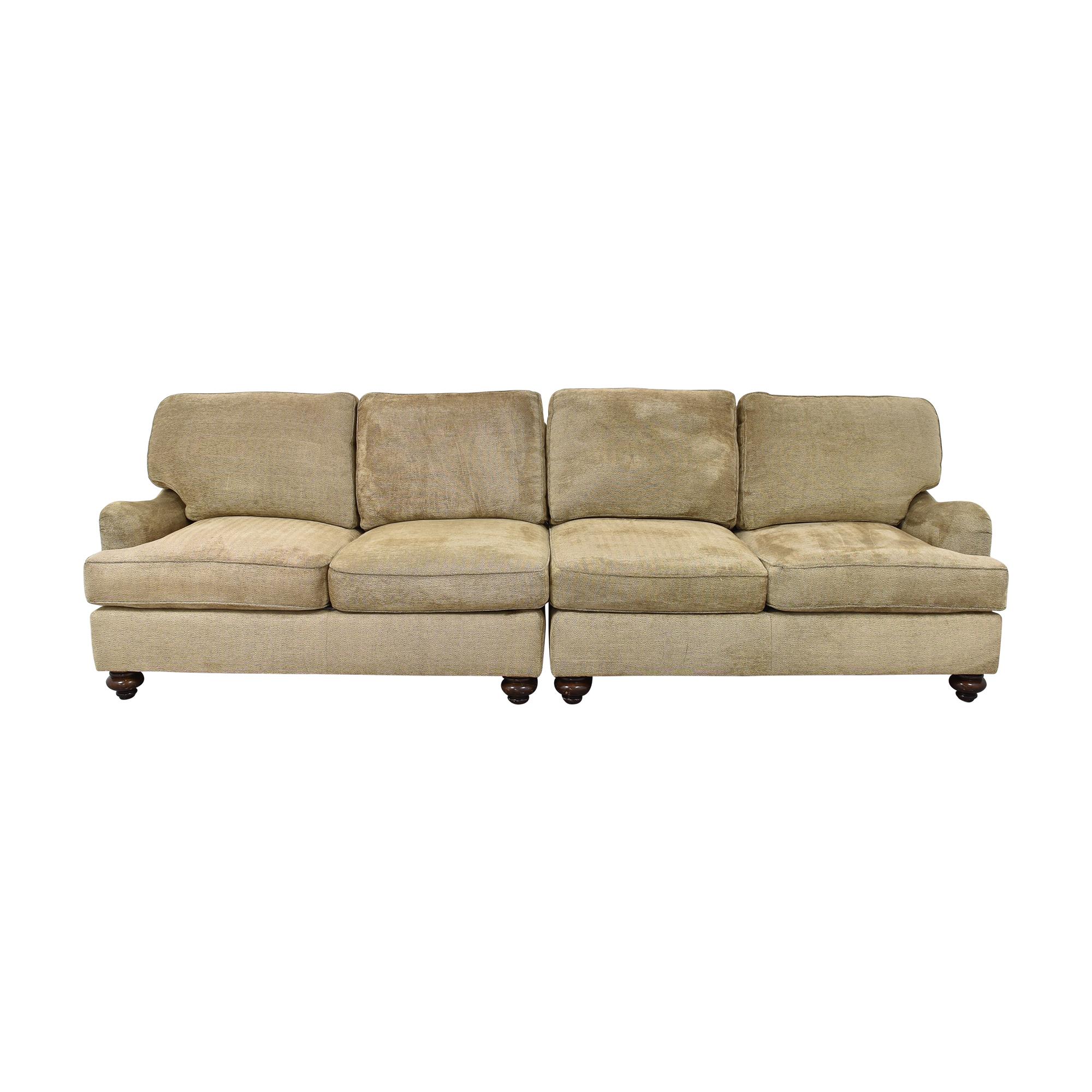 Henredon Furniture Henredon Furniture Mid-Century Modern Couch pa