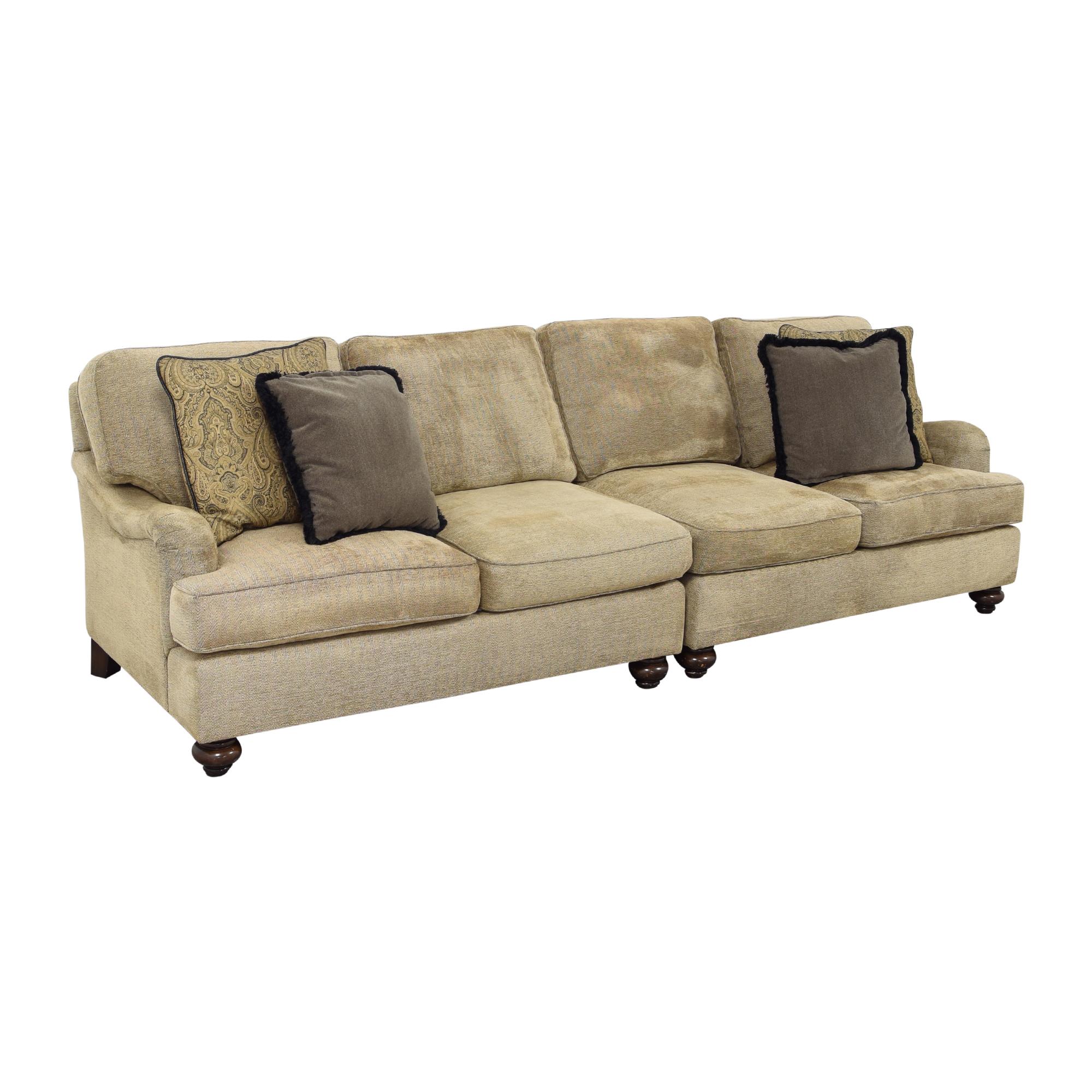 buy Henredon Furniture Henredon Furniture Mid-Century Modern Couch online