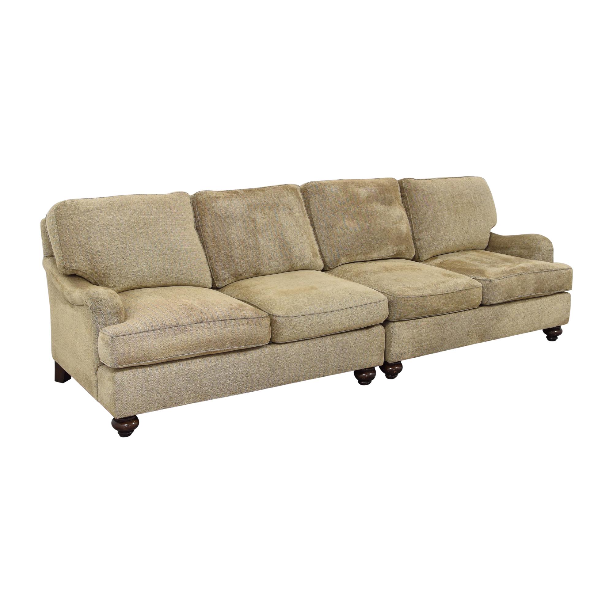 Henredon Furniture Mid-Century Modern Couch / Sofas