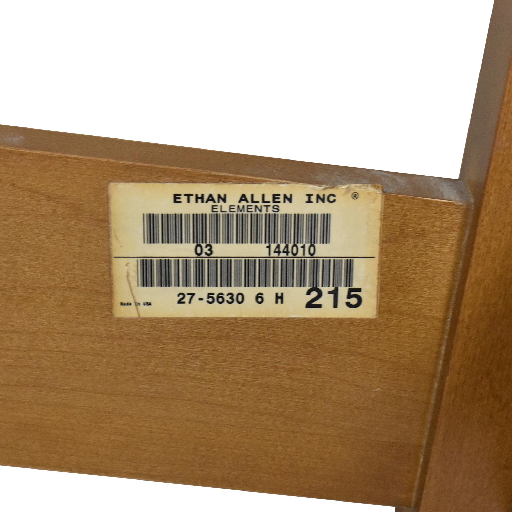 Ethan Allen Ethan Allen Elements King Bed Beds