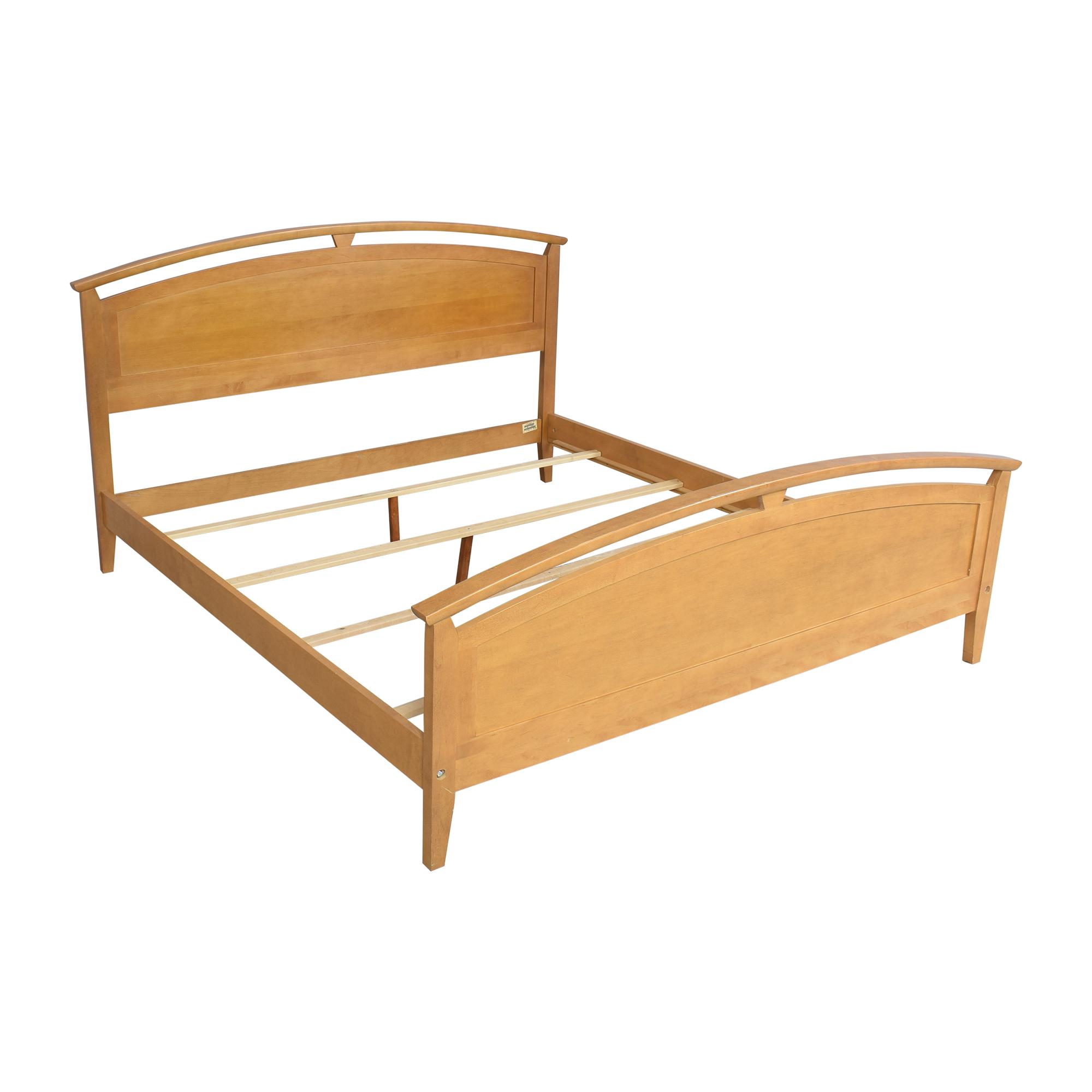 Ethan Allen Ethan Allen Elements King Bed used