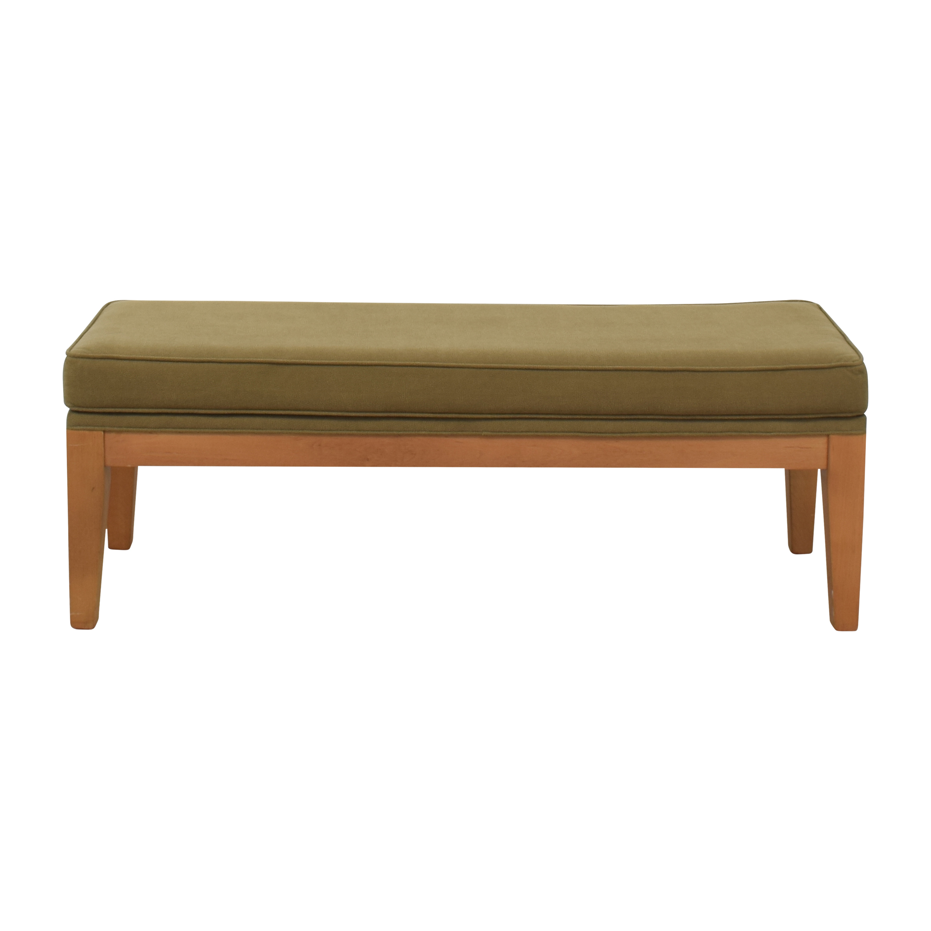 Ethan Allen Ethan Allen Contemporary Upholstered Bench nyc