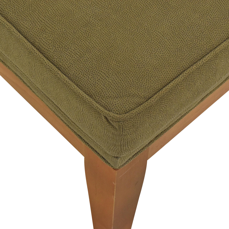 shop Ethan Allen Ethan Allen Contemporary Upholstered Bench online