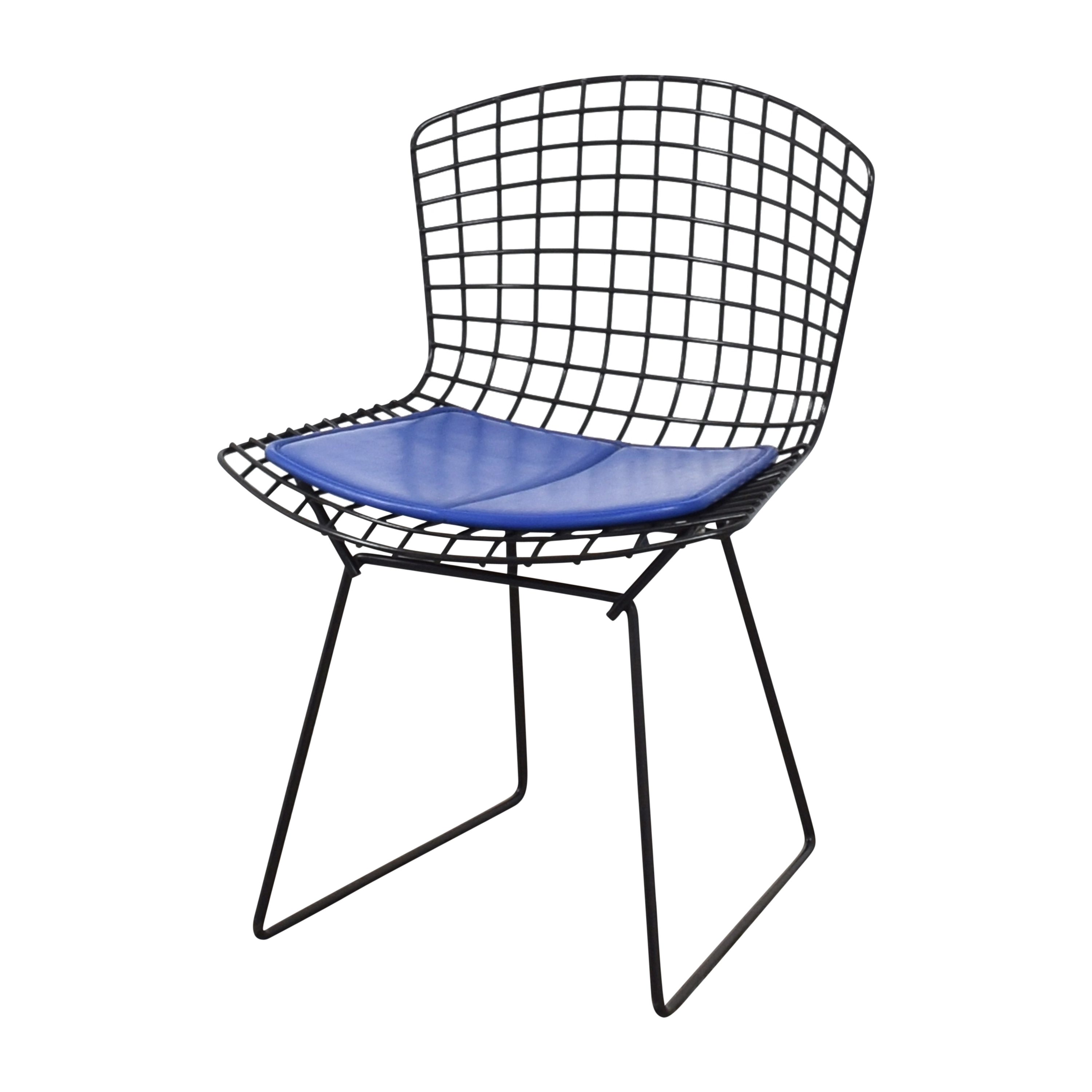 Knoll  Knoll Bertoia Side Chairs dimensions