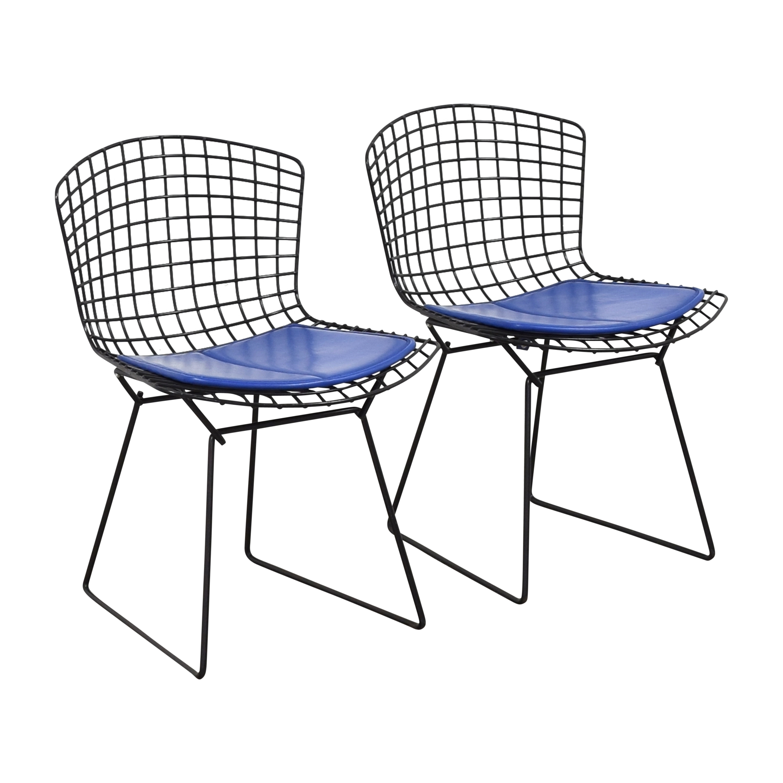 Knoll  Knoll Bertoia Side Chairs ma