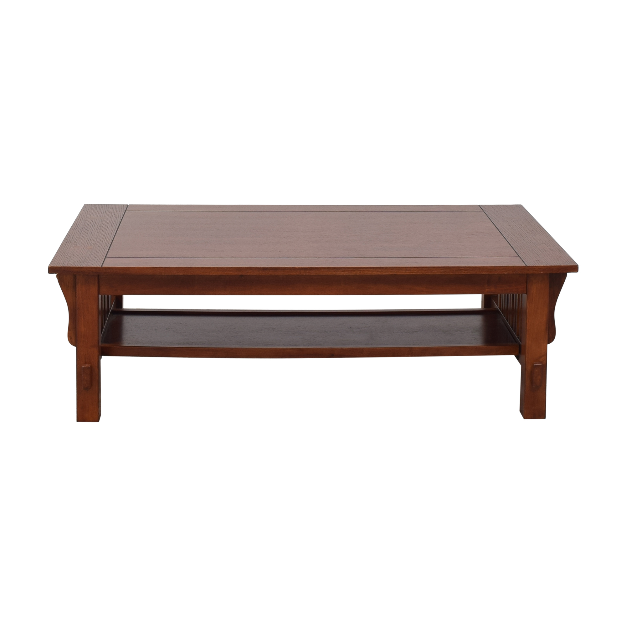 buy Mission-Style Cocktail Table  Tables