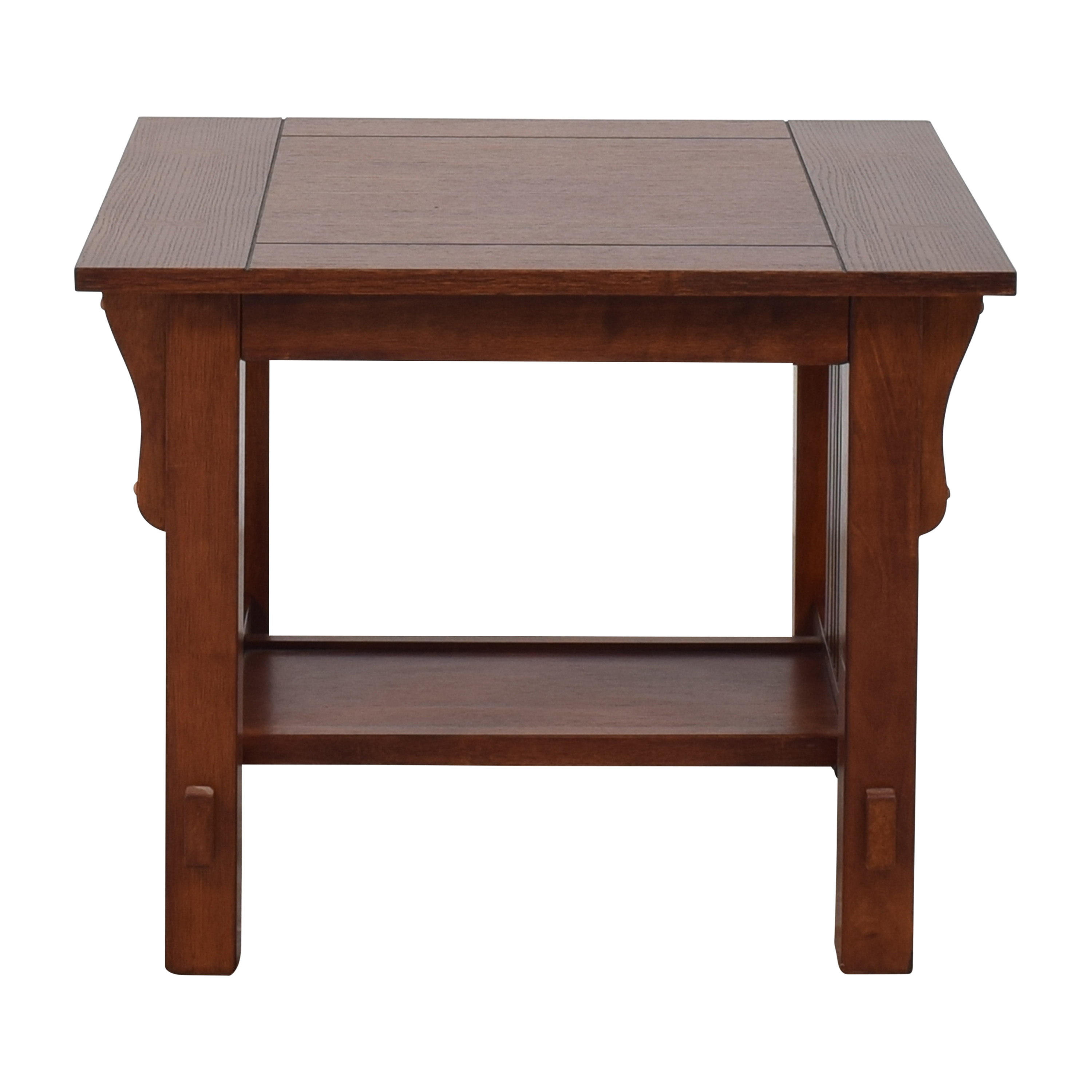 Mission-Style End Table pa