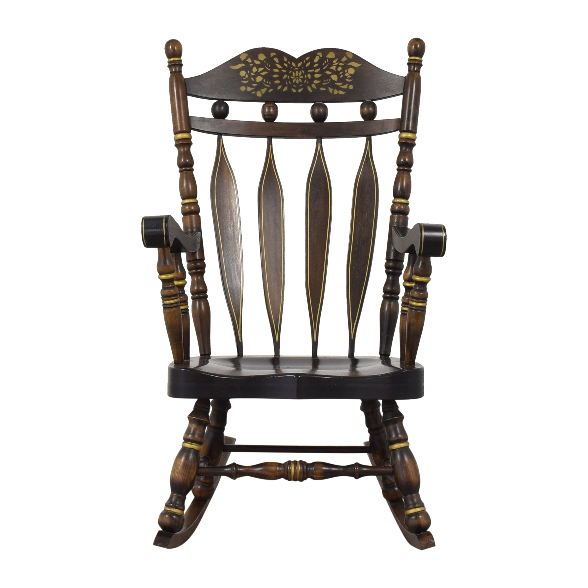 Vintage-Style Rocking Chair ma