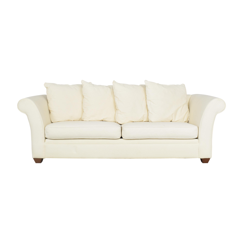 shop Bauhaus Roll Arm Sofa Bauhaus Furniture Sofas