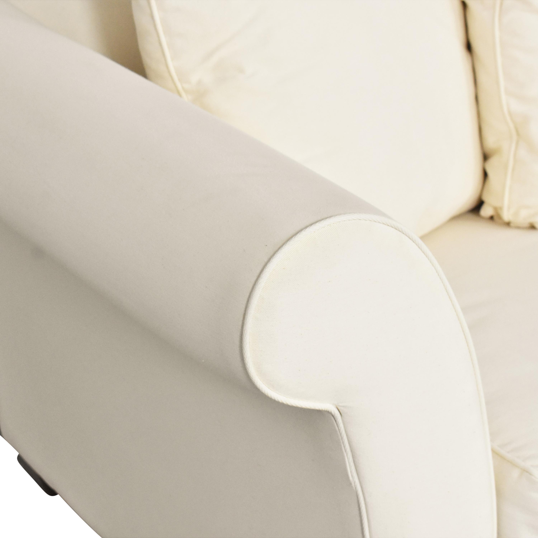 Bauhaus Furniture Bauhaus Roll Arm Sofa price