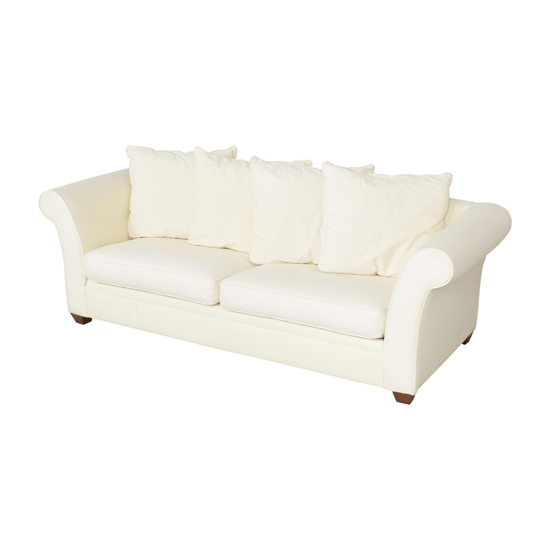 Bauhaus Furniture Bauhaus Roll Arm Sofa dimensions