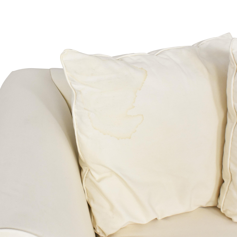 Bauhaus Roll Arm Sofa / Sofas