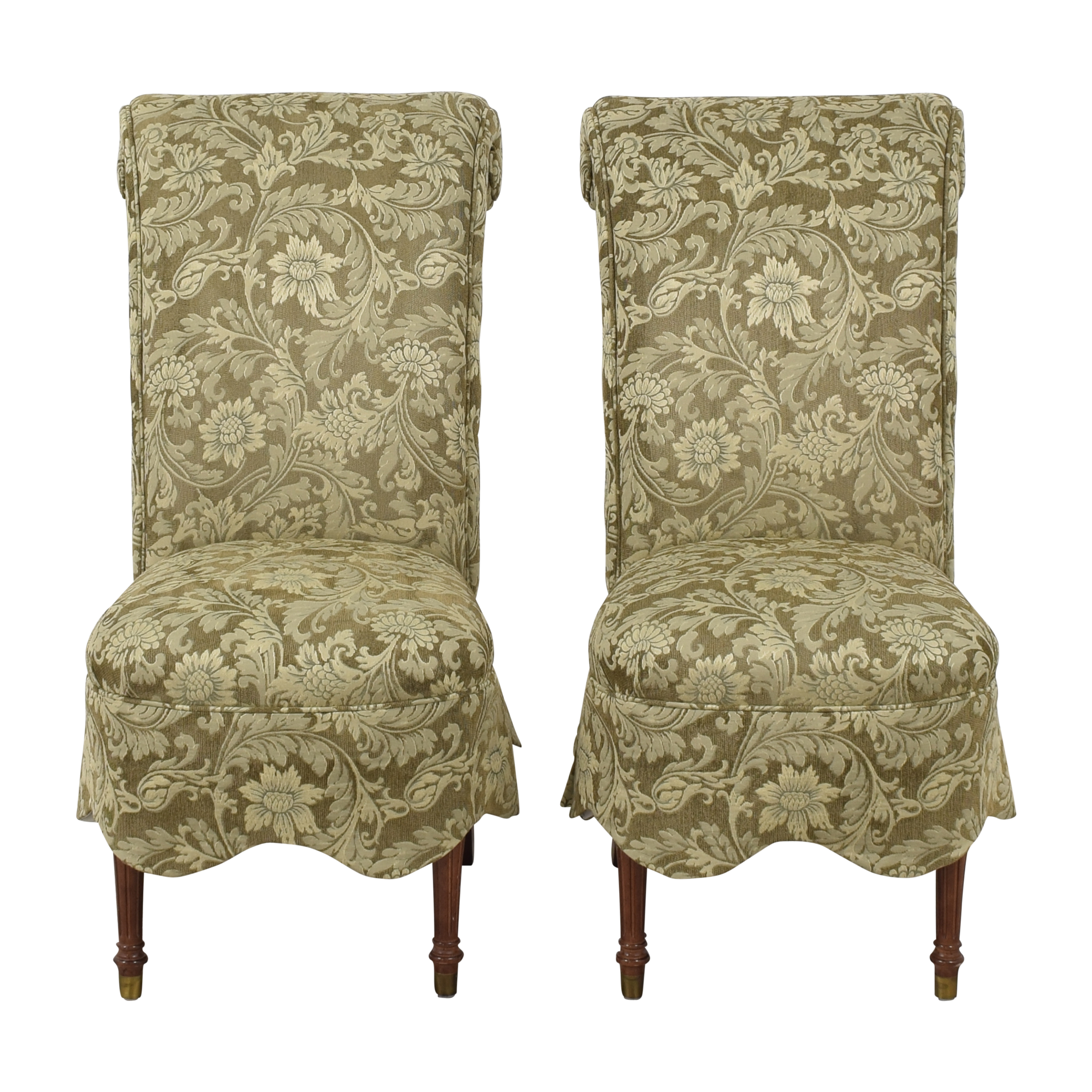 Domain Home Domain Home Scroll Back Dining Chairs nyc