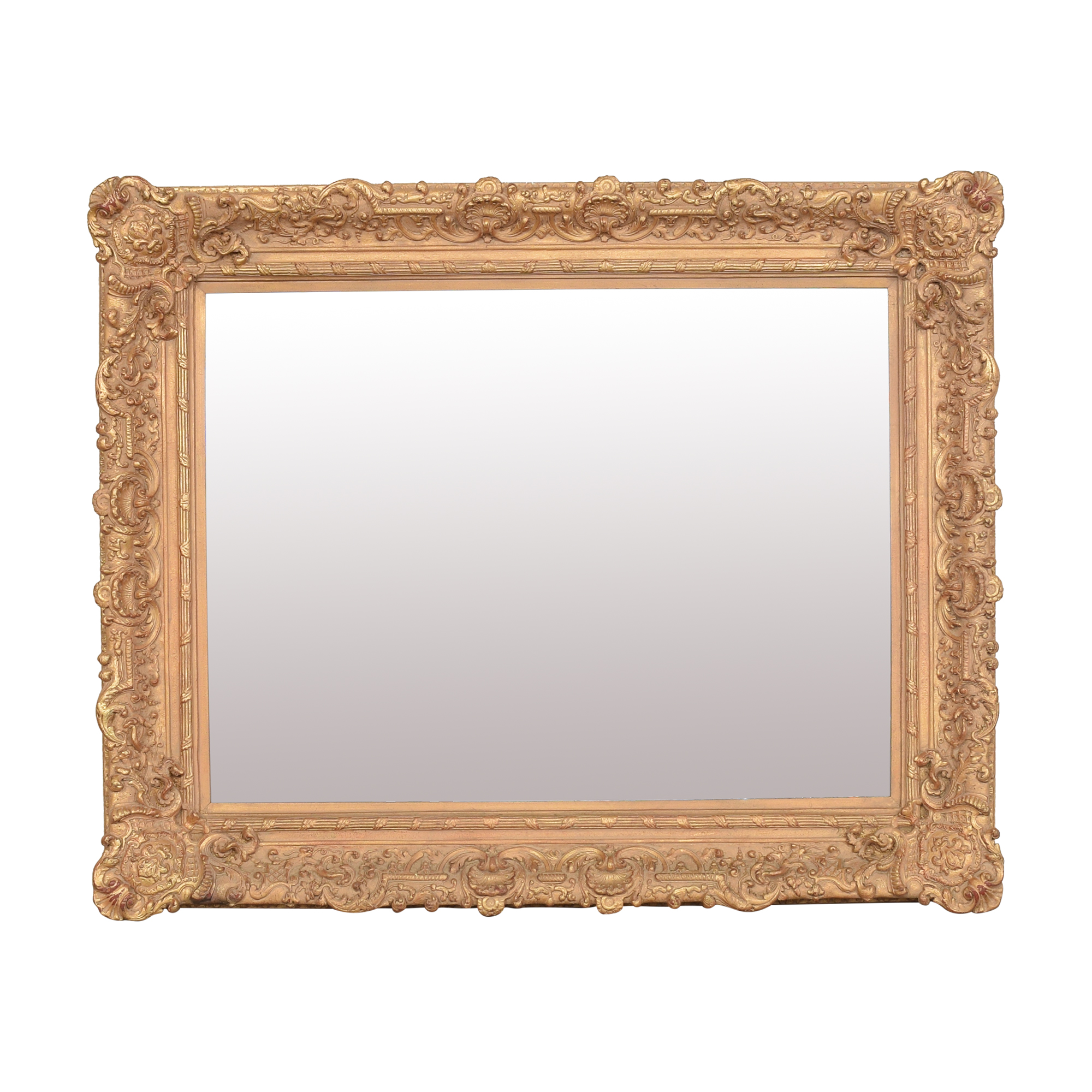 Decorative Framed Mirror on sale