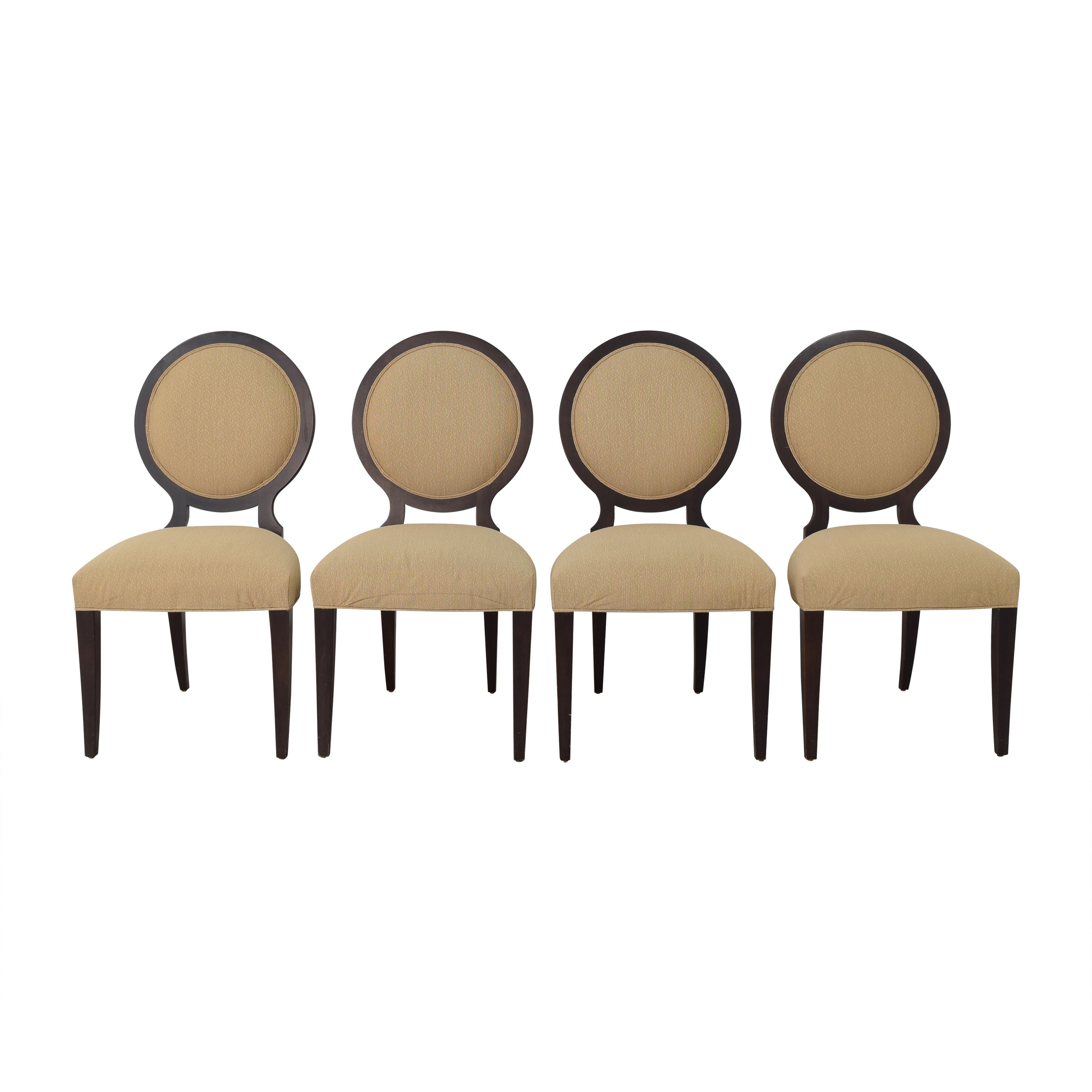 buy Ethan Allen Ethan Allen Lindsay Side Dining Chairs online