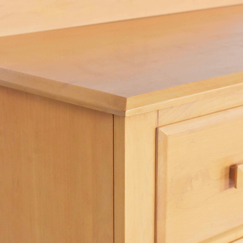 Ethan Allen Five Drawer Dresser / Dressers