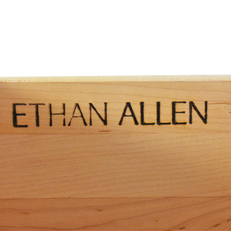 shop Ethan Allen Five Drawer Dresser Ethan Allen Dressers