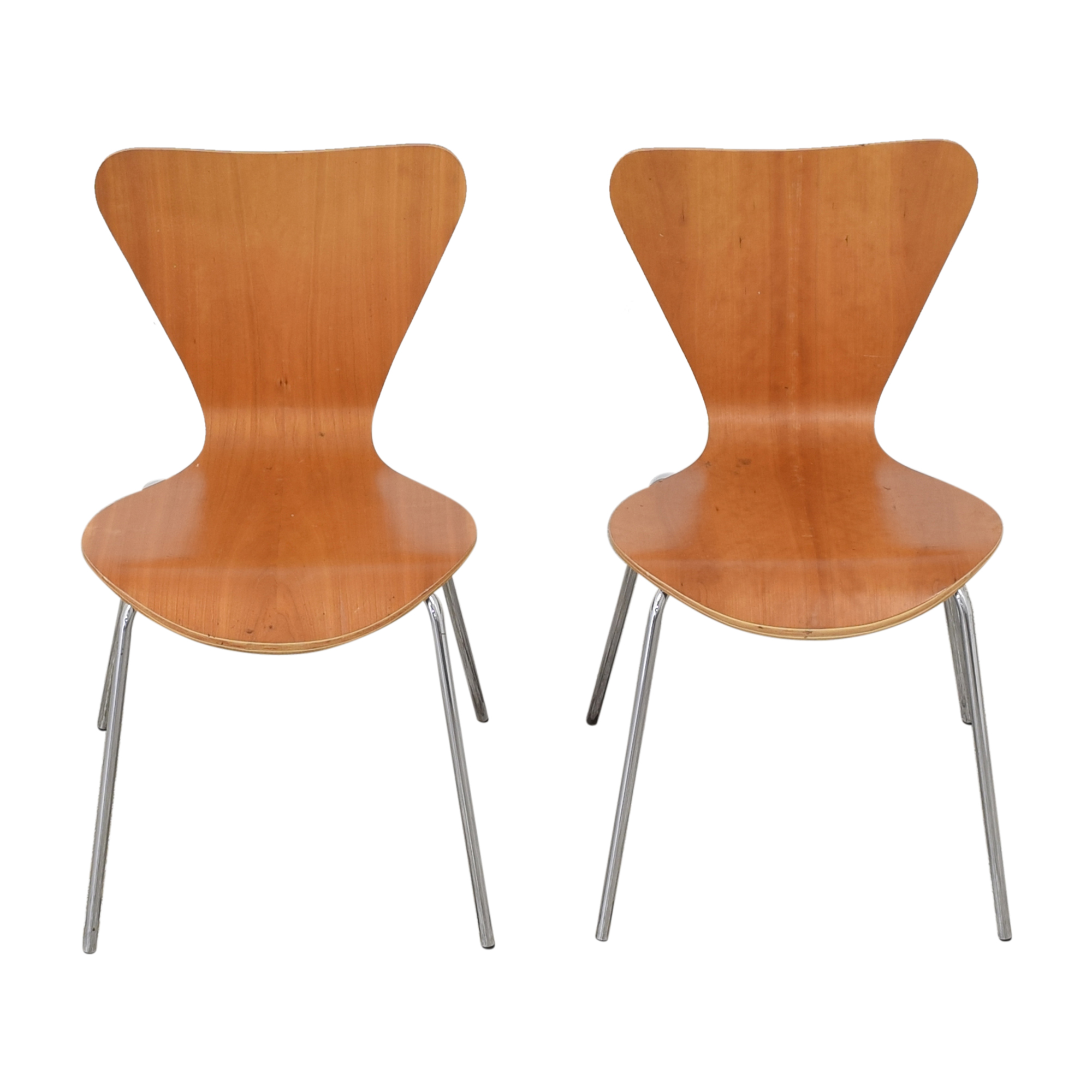 Room & Board Room & Board Jake Dining Chairs pa