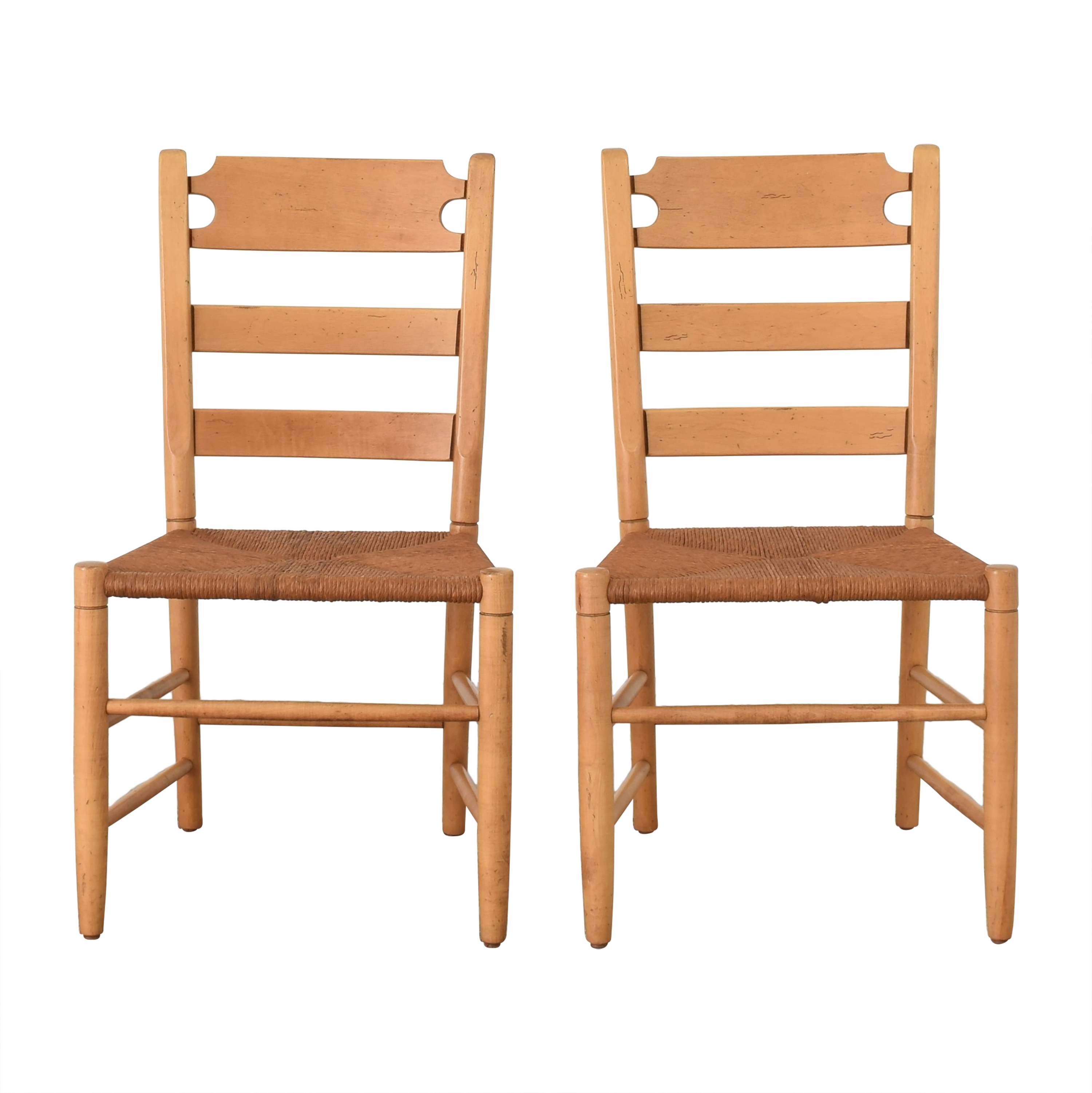 buy Ladder Back Dining Side Chairs  Dining Chairs