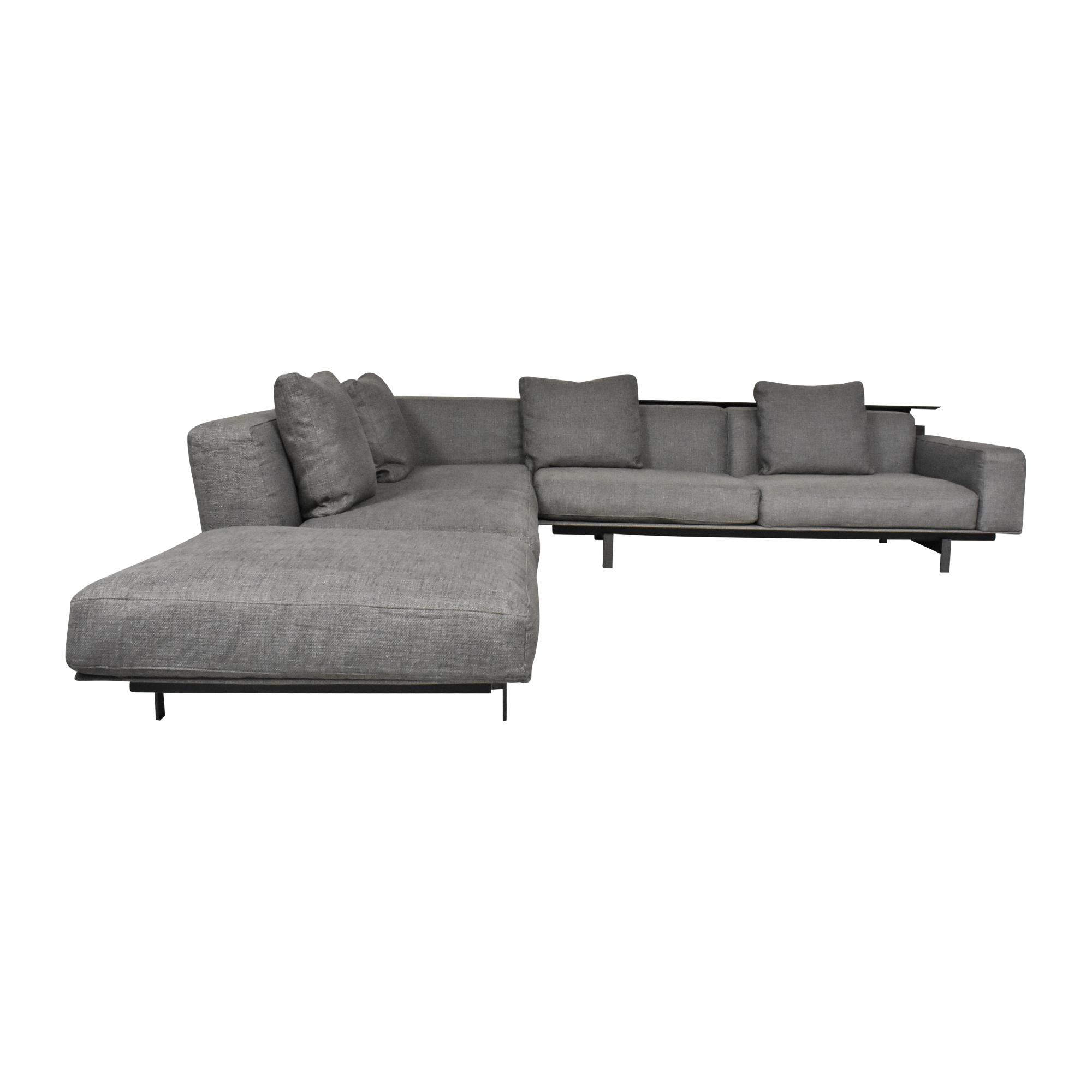 LEMA LEMA Yard Modular Sectional Sofa used