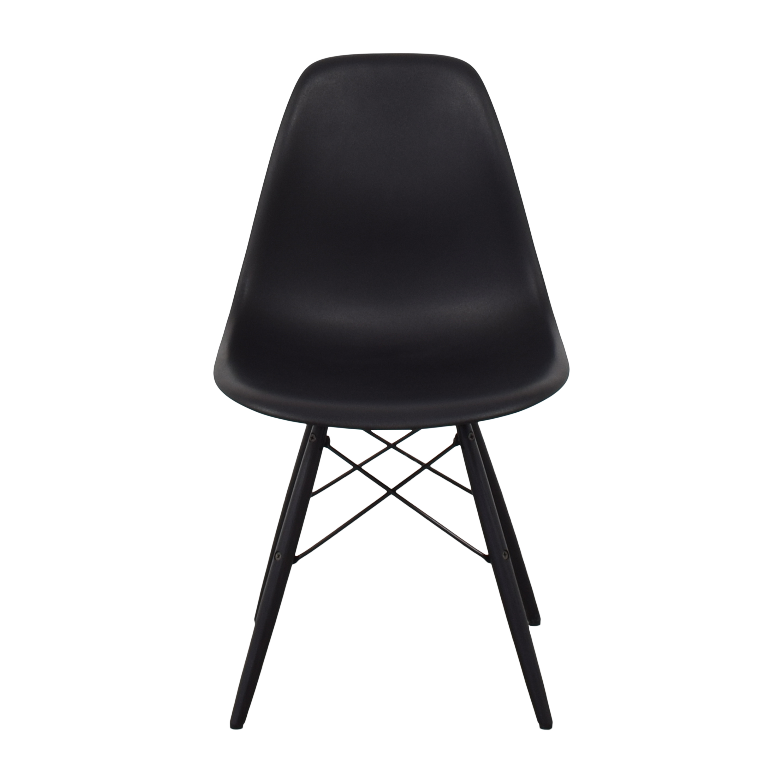 Herman Miller Herman Miller Eames Molded Plastic Side Chair nyc