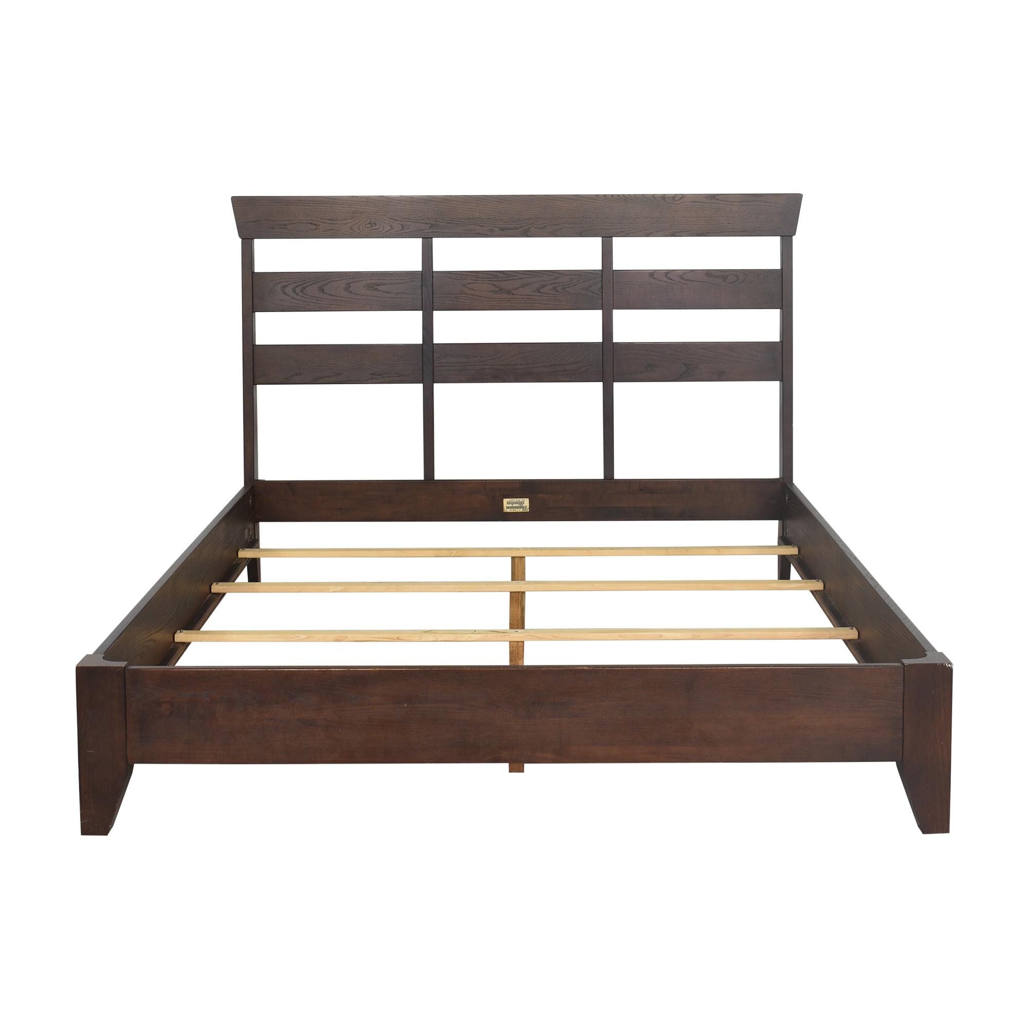 Ethan Allen Ethan Allen Lotus Queen Bed used