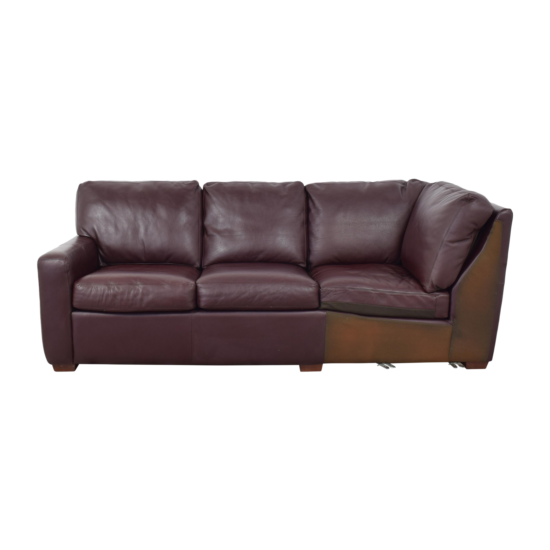 American Leather American Leather Three Seat Sofa Sofas