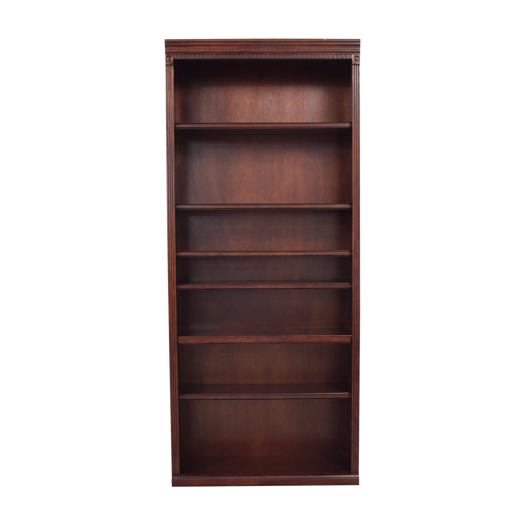 Huffman Koos Huffman Koos Tall Bookcase dimensions