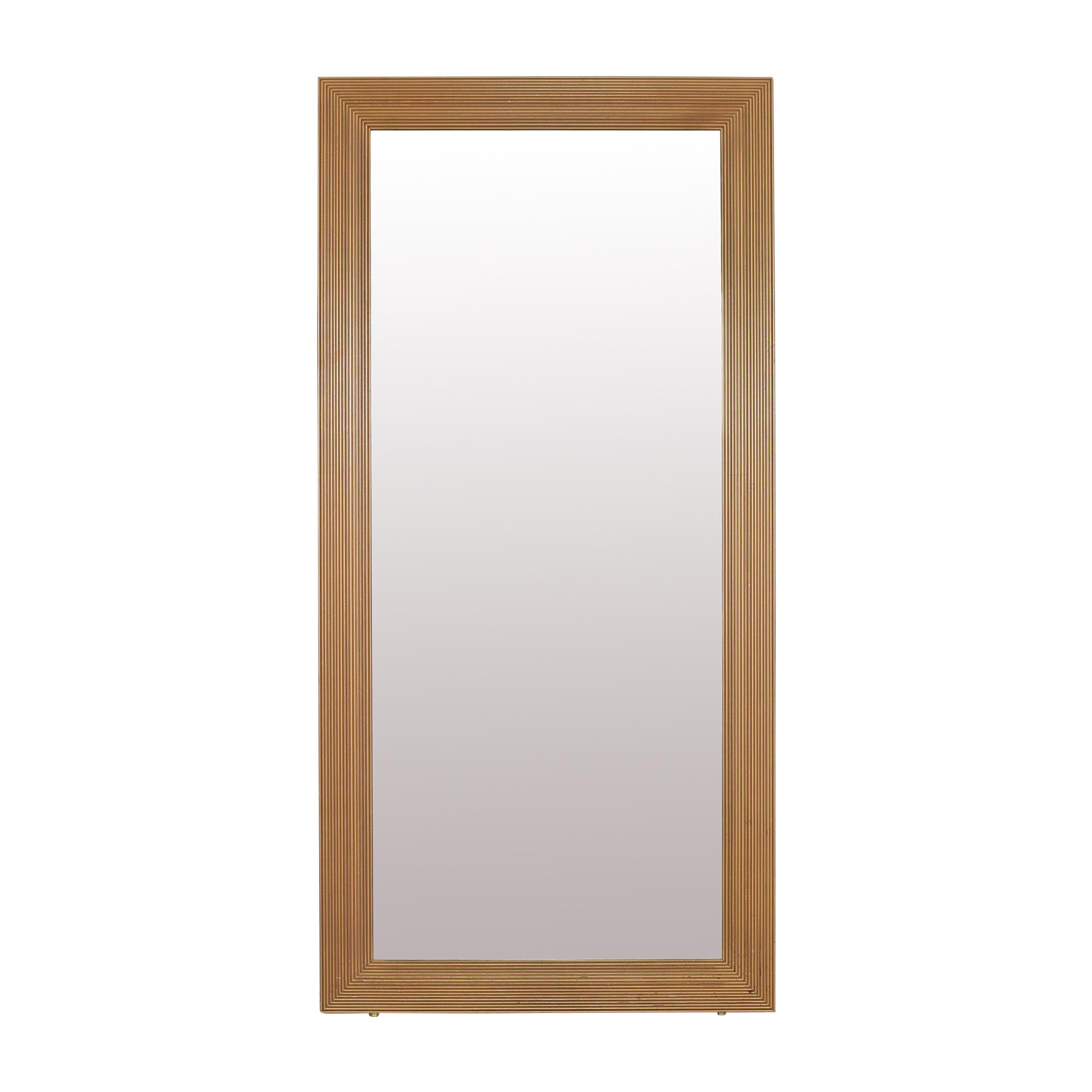 Framed Floor Mirror ma