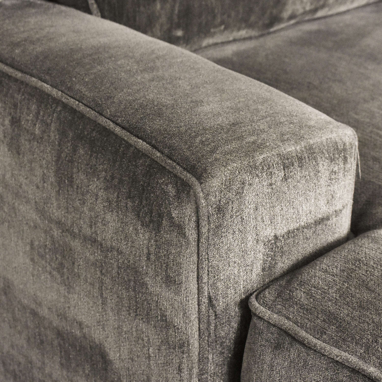 buy Macy's Rhyder Two Piece Sectional Sofa Macy's Sofas