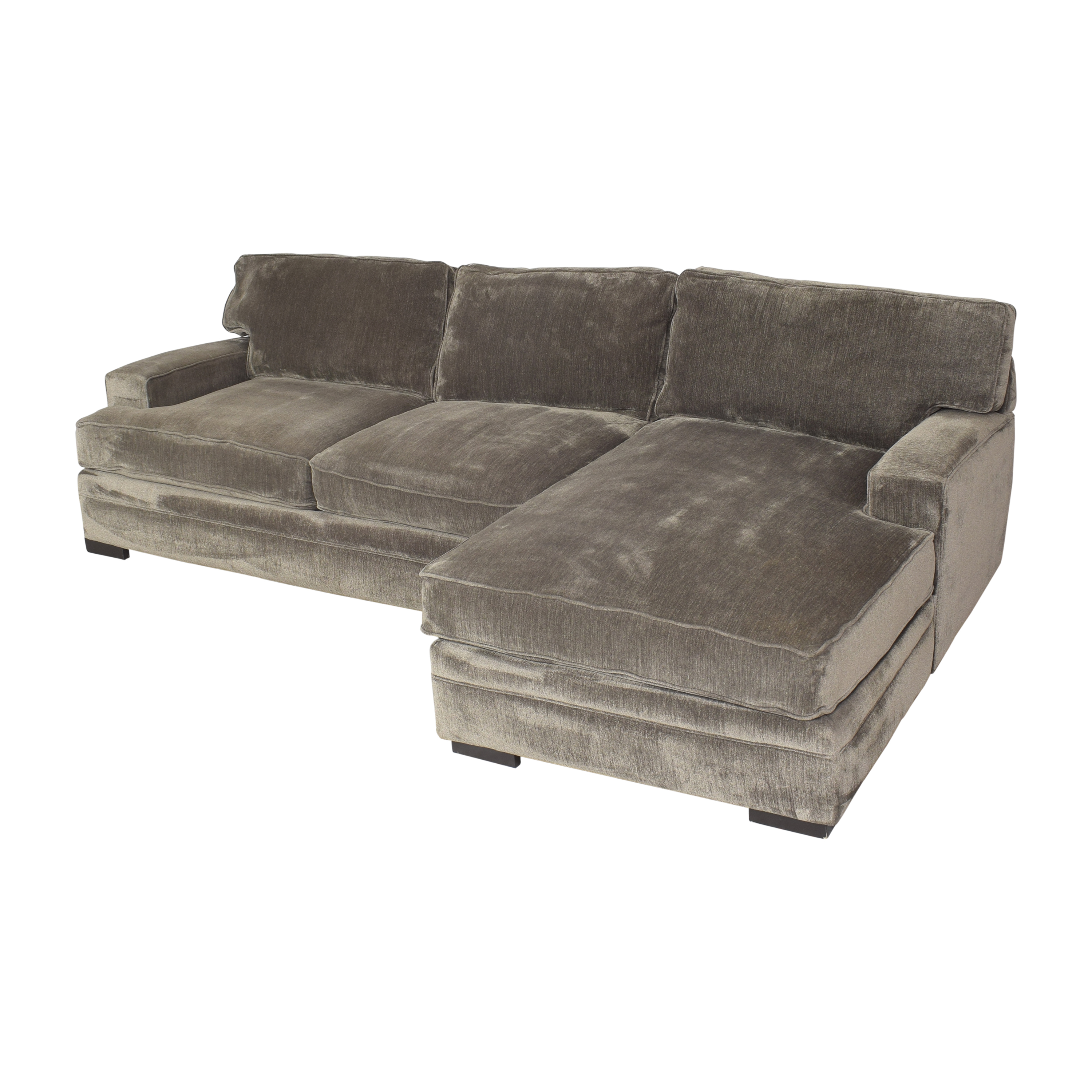 Macy's Macy's Rhyder Two Piece Sectional Sofa coupon